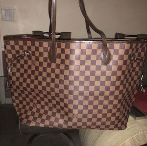 🚫SOLD LOCAL🚫Authentic neverfull louis vuittion